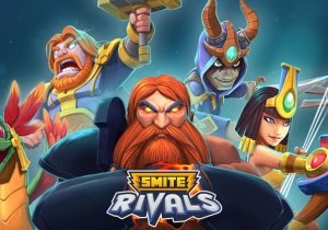 Smite Rivals Game Profile Banner