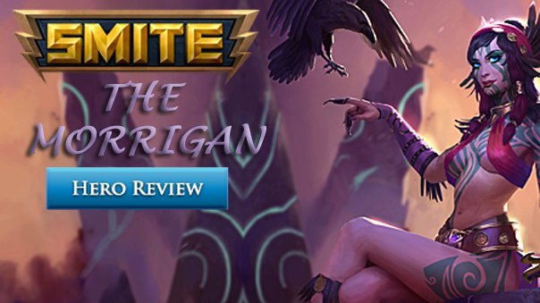TheMorrigan-MMOHuts-SMITE-Review