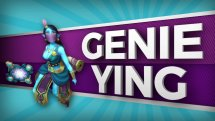 Paladins - Genie Ying Skin Preview