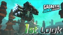 Galactic Junk League - First Look