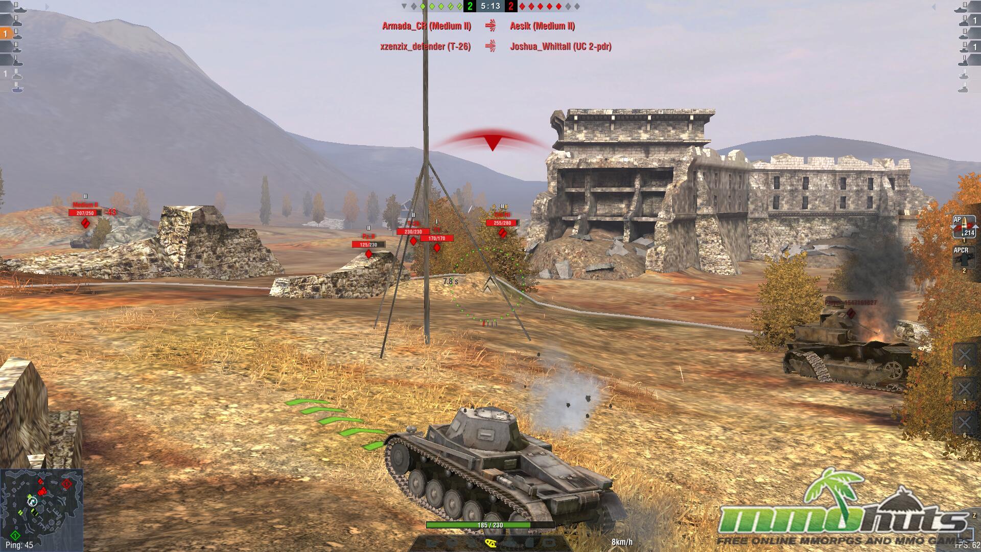 World of Tanks Blitz PC Review