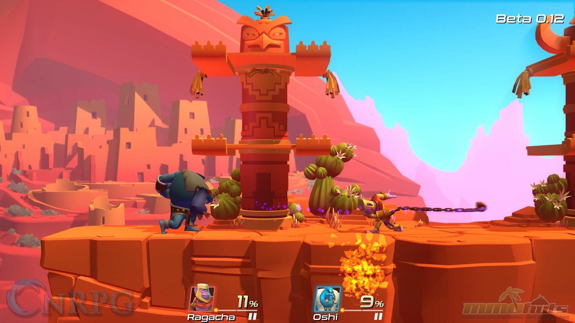 Brawlout Early Beta Impressions