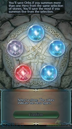 Fire Emblem Mobile Review