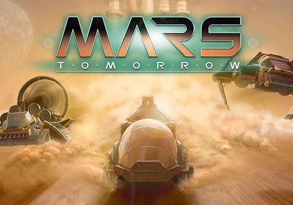 Mars Tomorrow Game Profile Image