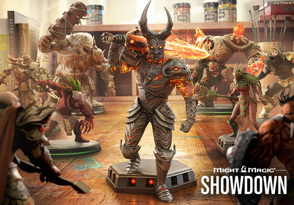Might & Magic Showdown Game Profile Thumbnail