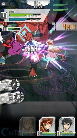 Sword Art Online: Memory Defrag Mobile Review