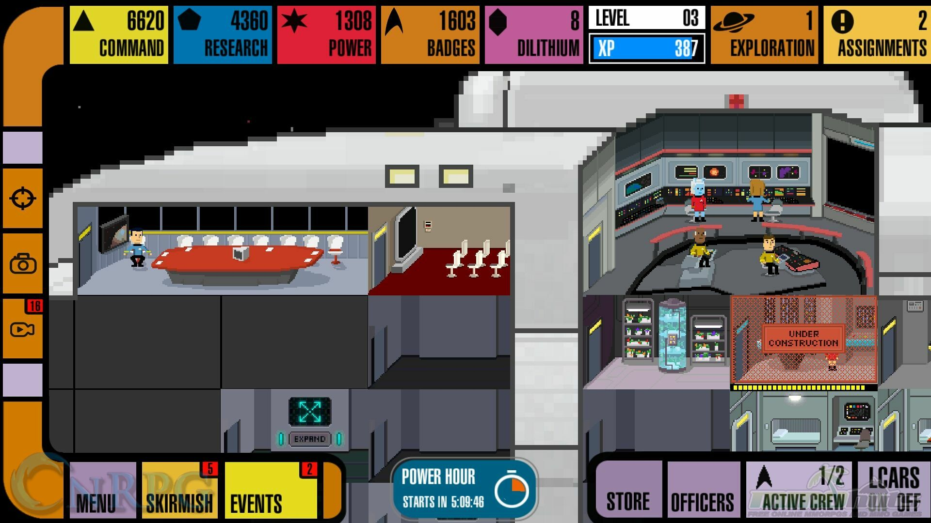 Star Trek Trexels Mobile Review