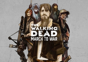 Walking Dead March To War Game Profile Banner