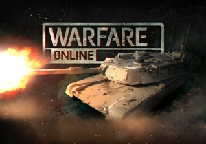 Warfare Online Game Profile Banner