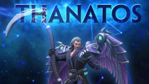 SMITE Final Boss Thanatos Skin Preview