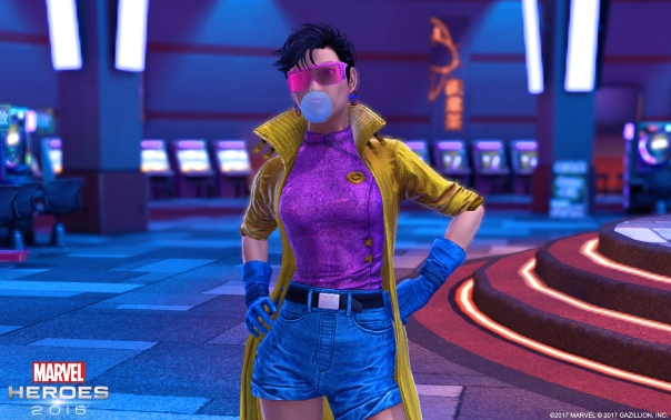 Marvel Heroes 2016 News - Beast and Jubilee Join Roster