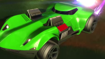 Rocket League Hot Wheels Trailer
