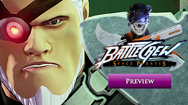 Battlecrew Space Pirates Steam Early Access Preview