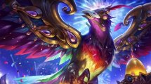 League of Legends Festival Queen Anivia Skin Trailer
