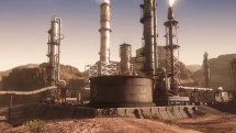 Armored Warfare Chemical Plant Trailer