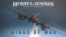 Heroes & Generals 1.03 Update - Wings of War