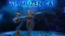 SMITE Swarm Sentry Ah Muzen Cab Skin Preview