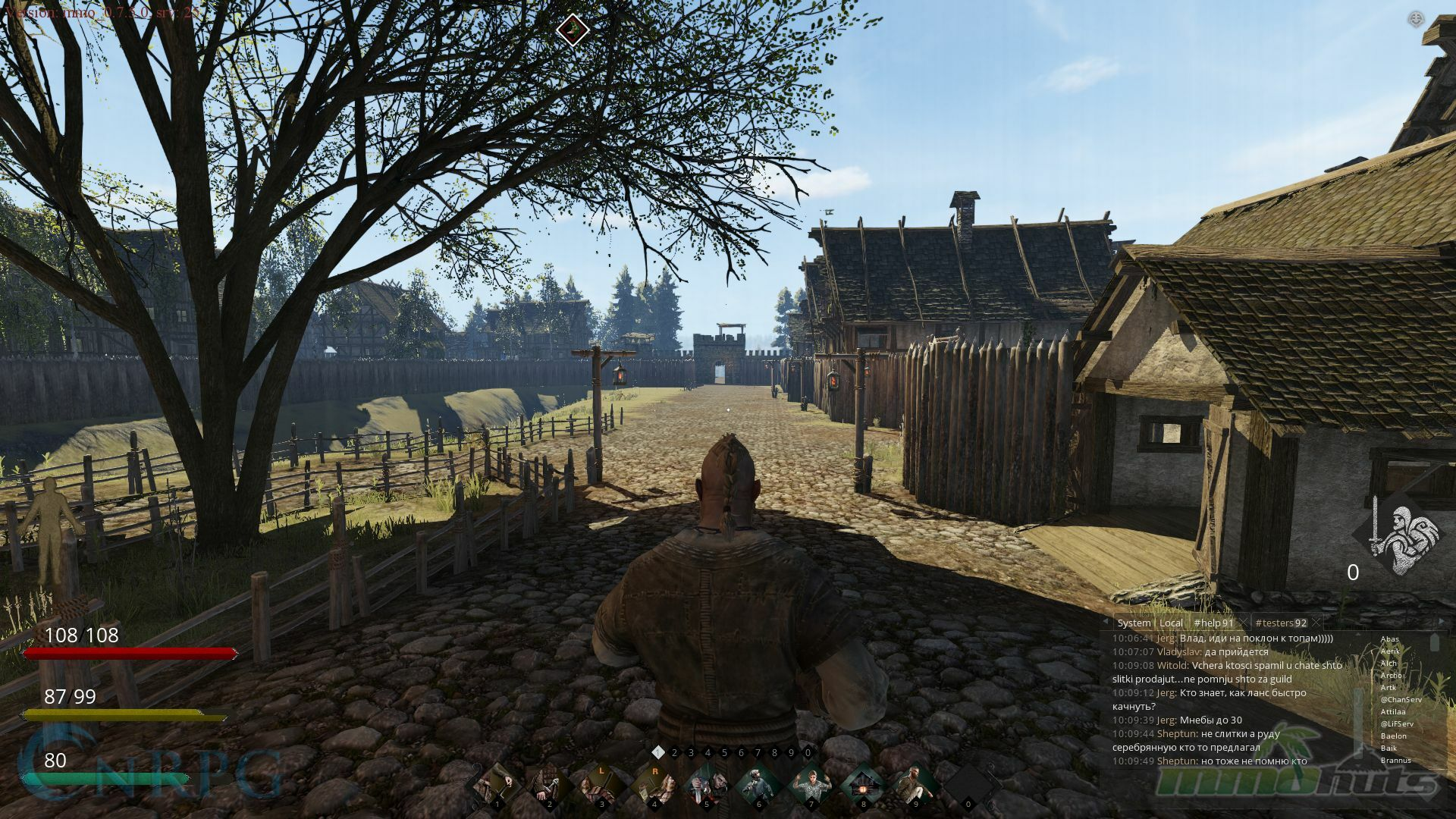 Life is Feudal MMO Beta Impressions