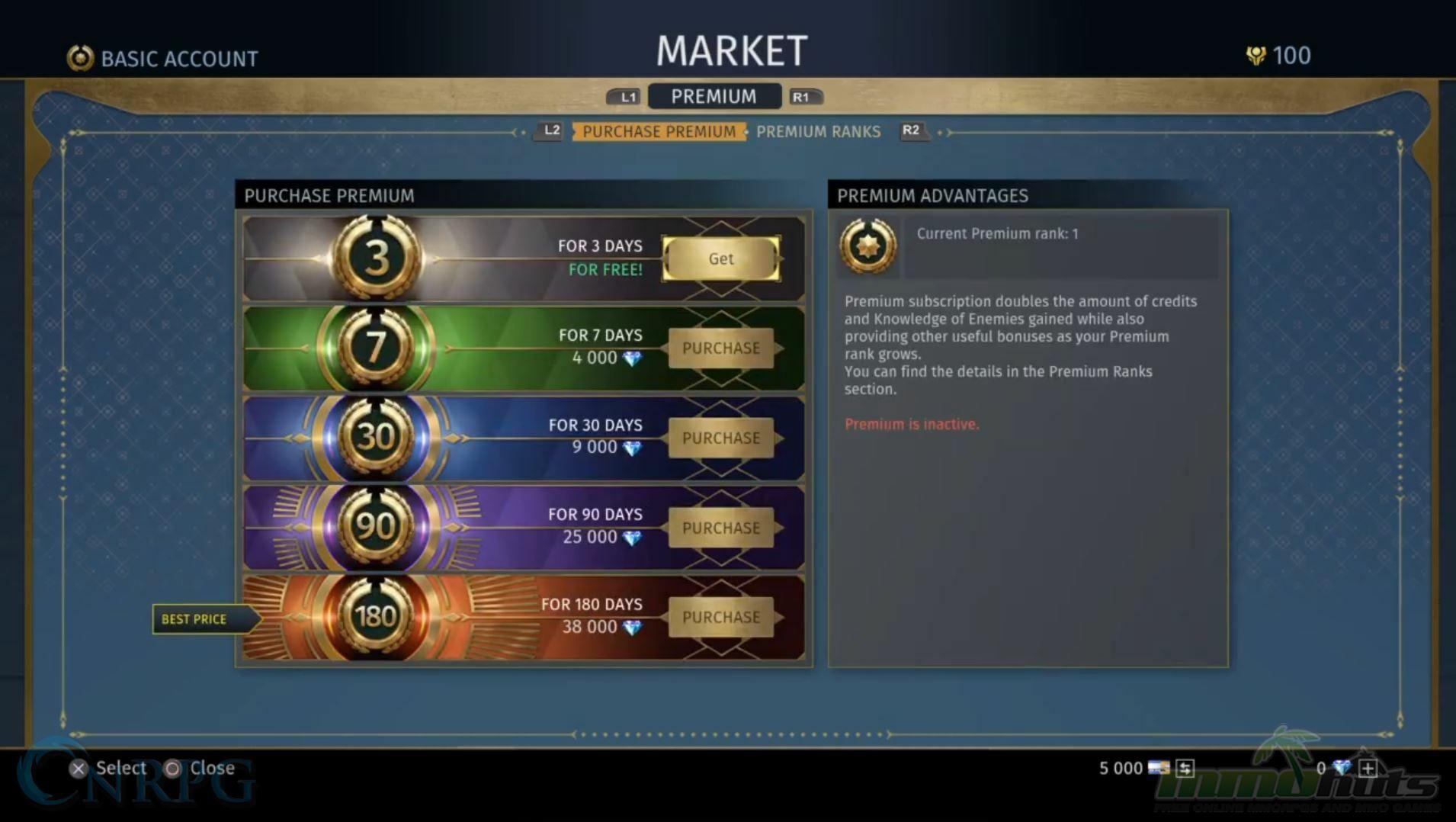Skyforge PS4 Press Test Impressions