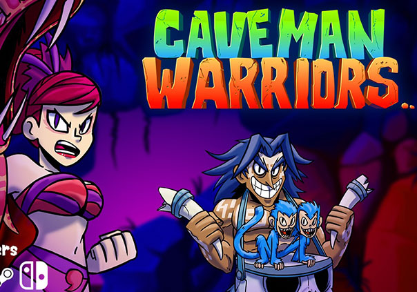 Caveman Warriors Game Profile Image