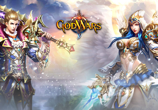 God Wars Game Profile Banner