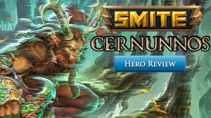 Smite Cernunnos God In Review Mmohuts