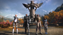 Skyforge PS4 Early Access Trailer
