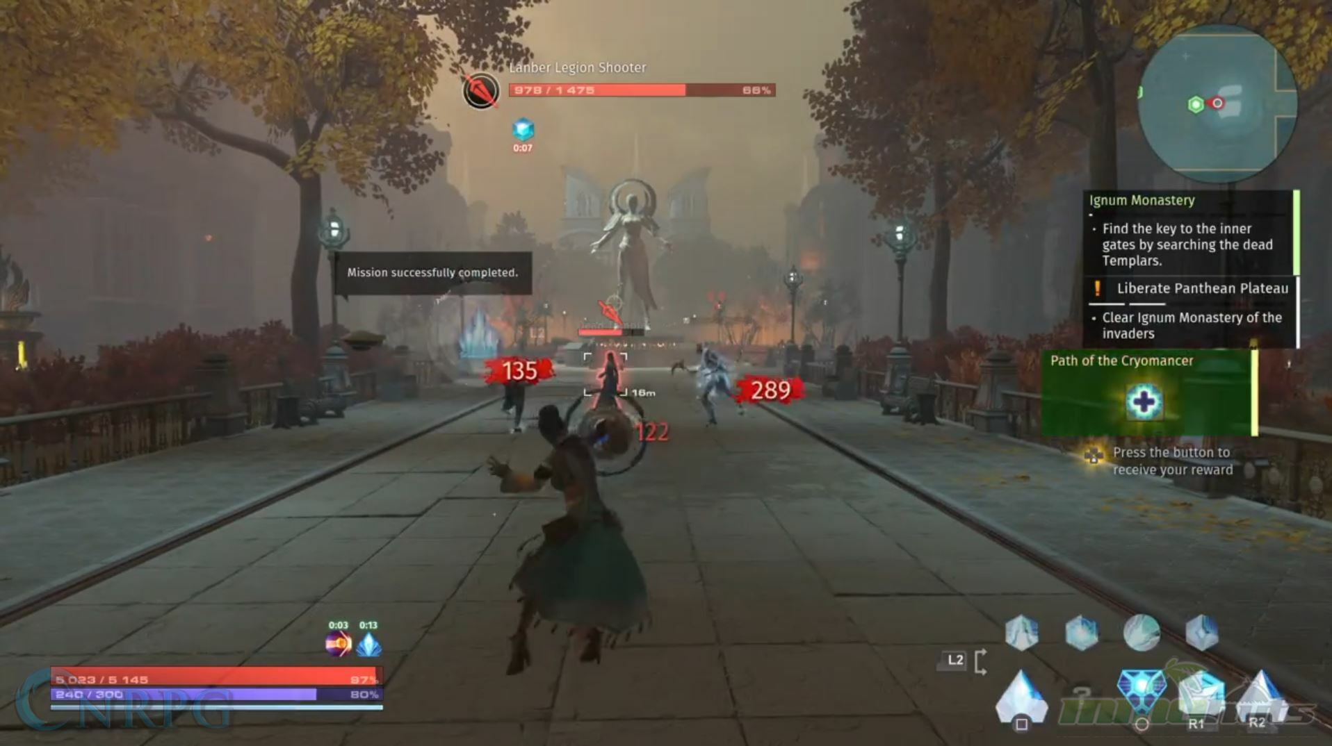 Skyforge PS4 Press Test Impressions