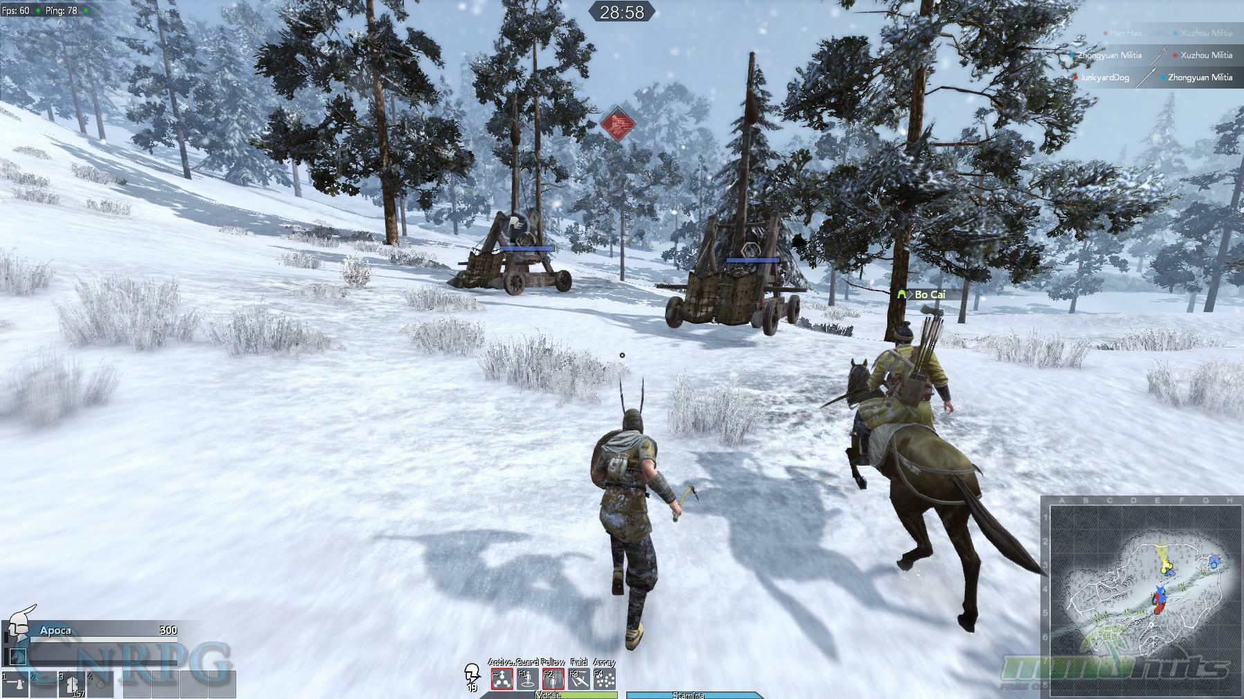 Tiger Knight: Empire War Early Review