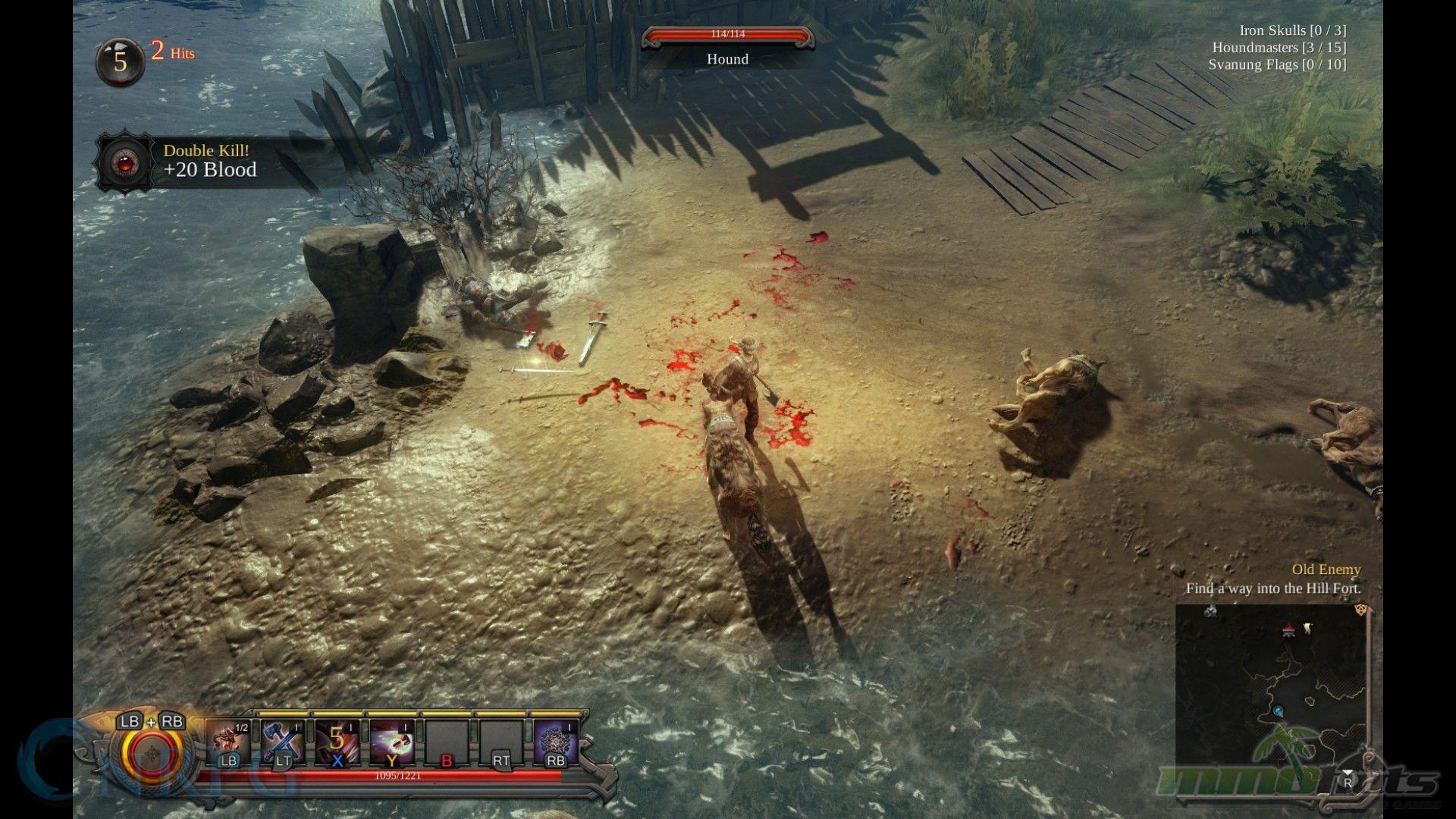 Vikings: Wolves of Midgard Initial Release Review