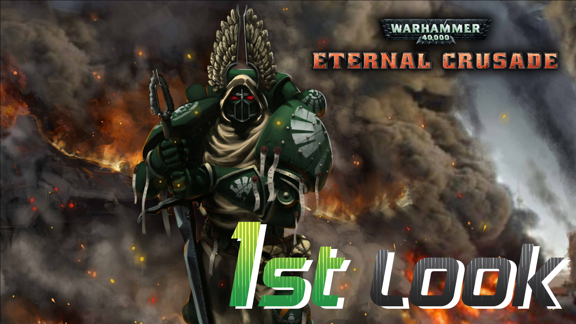 Warhammer 40k Eternal Crusade First Look