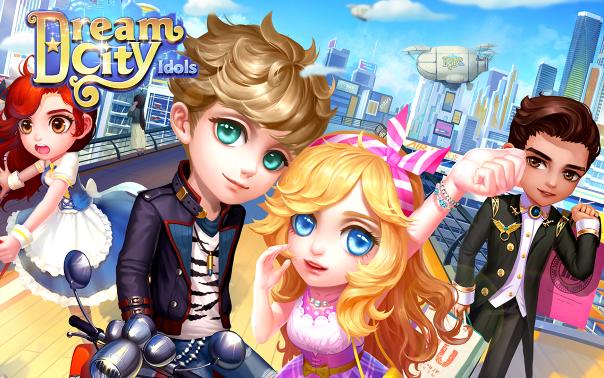 Dream City Idols Announced