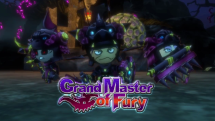 Happy Dungeons Grand Master of Fury Trailer
