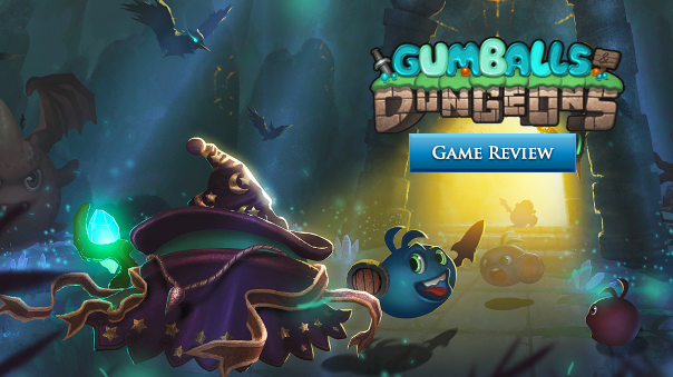Gumballs & Dungeons Mobile Review