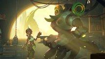 Overwatch Orisa Origin Story