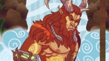 SMITE Cernunnos God Reveal