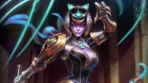 SMITE Star Tamer Bastet Skin Preview