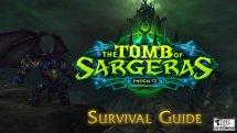 World of Warcraft Legion Patch 7.2: Tomb of Sargeras Survival Guide