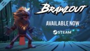 Brawlout Steam Early Access Launch Trailer