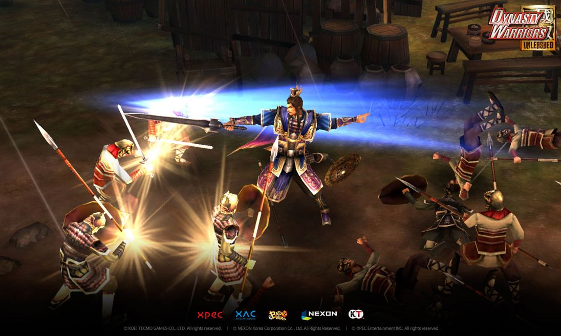 Dynasty Warriors Unleashed Mobile Review