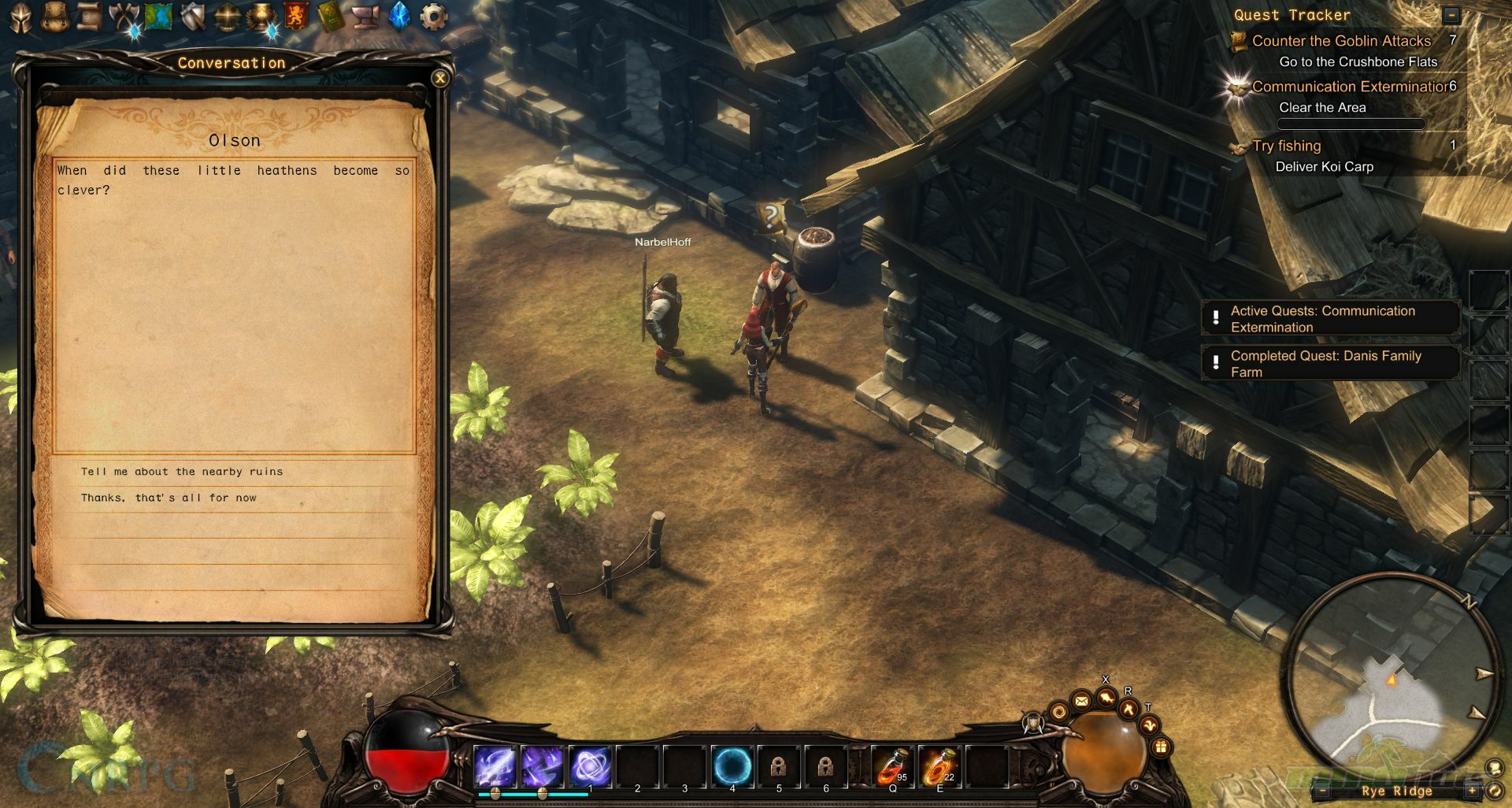 Guardians of Ember Early Access Review