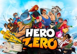 Hero Zero Game Profile Banner