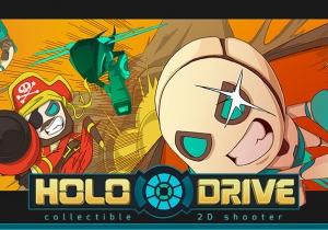Holodrive Game Profile Banner