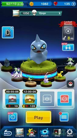 Pokemon Duel Mobile Review