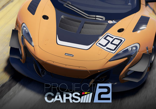 Project CARS 2 Game Profile Banner