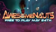 Awesomenauts Free to Play Annoucement Trailer