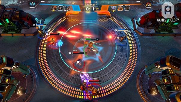 Games of Glory Open Beta Begins