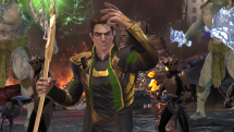 Marvel Heroes Omega Announcement Trailer