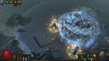Path of Exile Act Six: The Brine King Fight