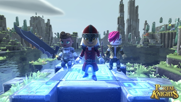 Portal Knights Launch Date Announced